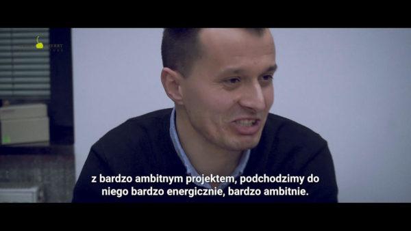 video testimonial poster